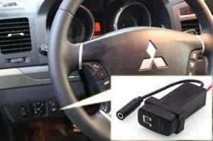 Bluetooth адаптер для Mitsubishi Rockford