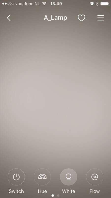 Xiaomi-Yeelight-Bedside-Lamp мобильное приложение