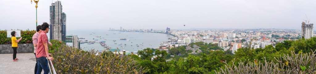 Панорама Паттайи