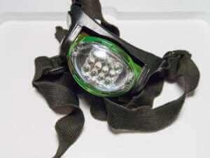 Экономичный светодиодный фонарь фото