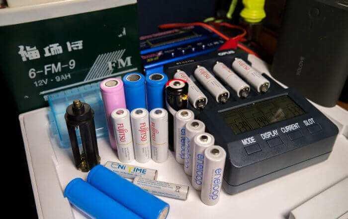 Всё, что нужно знать об аккумуляторах и зарядных устройствах