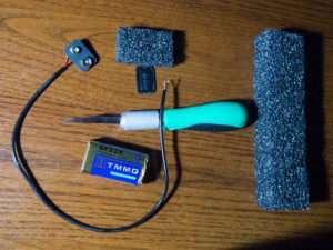 Переделка металлоискателя под литий 18650