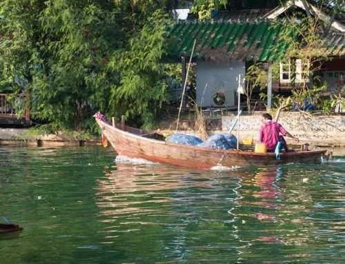 Сервис и деловая жизнь в Таиланде
