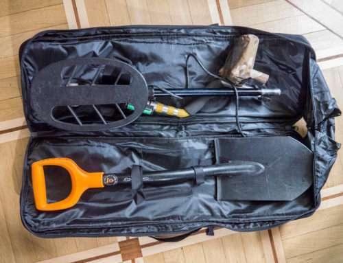 Обзор недорогого рюкзака для МД и лопаты