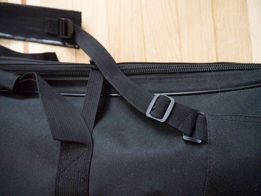 Рюкзак для металлодетектора лямки фото 3