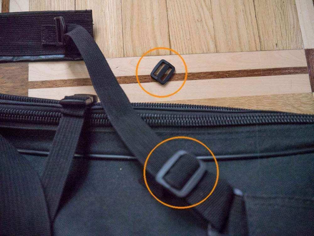 Рюкзак для металлодетектора лямки фото 1