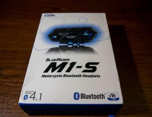 Мото гарнитура для шлема Bluetooth 4.1 M1-S: отзыв о первом сезоне