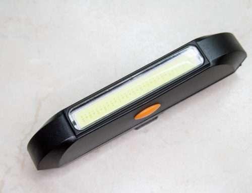 Габаритный (задний) фонарь для велосипеда Deemount BCL-075