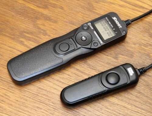 Сравнение пультов ДУ (тросик) Shoot RS-60E3/YONGNUO MC-36b и Pixel для Canon