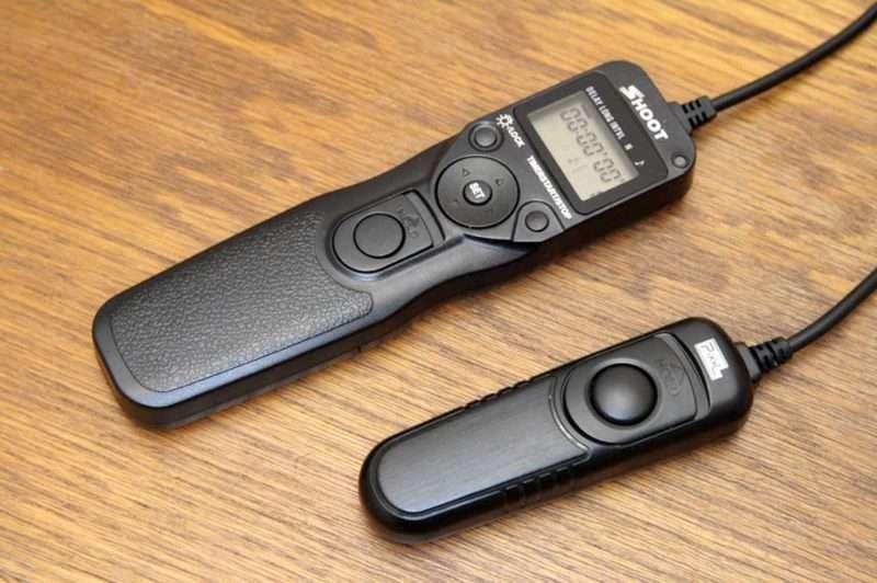 пульт тросик для фотоаппарата сравнение фото