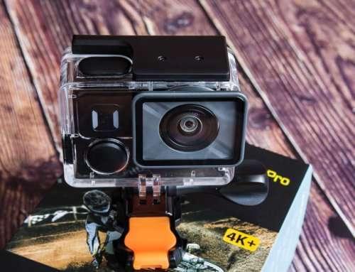 EKEN Alfawise V50 Pro 4k: самая бюджетная экшн-камера с честным 4к