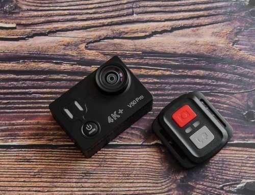 EKEN Alfawise V50 Pro 4k тестовые ролики и впечатления от съёмки