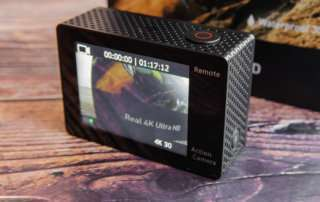 EKEN Alfawise V50 Pro Ambarella A12S75
