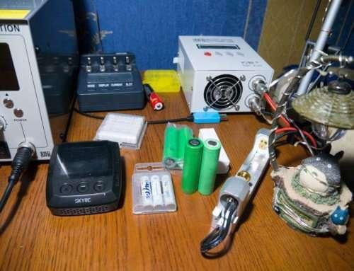 Как я тестирую аккумуляторы: оборудование и методика