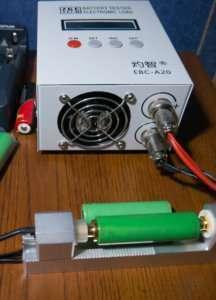 Тестирование аккумуляторов ZKETech EBC-A20
