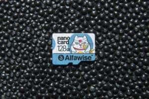 Тестирование карты памяти Alfawise 128Гб