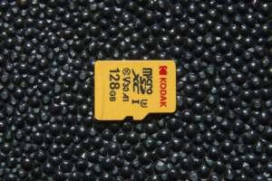 Тестирование карты памяти Kodak High Speed U3 A1 V30 128Гб