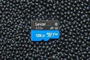 Тестирование Lexar High-Performance 128Гб
