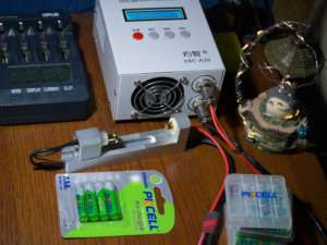 PKCell AAA 850 NiMH тестирование