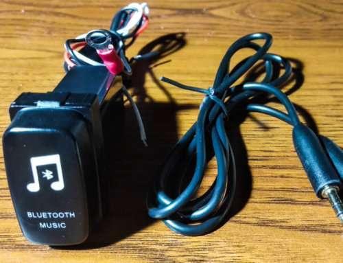 Вход Bluetooth aux в машину: обзор и установка