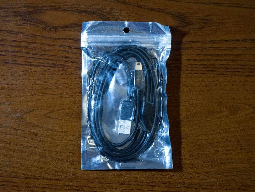 Кабель зарядки XP Deus USB на три выхода