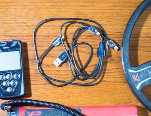 Кабель XP Deus, шнур зарядки на три устройства USB на 3 miniUSB