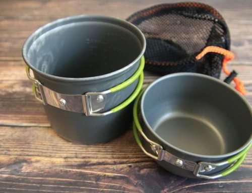 Посуда для похода и туризма легкая DS-101