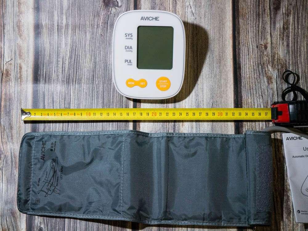Тонометр с манжетой 22-36 см
