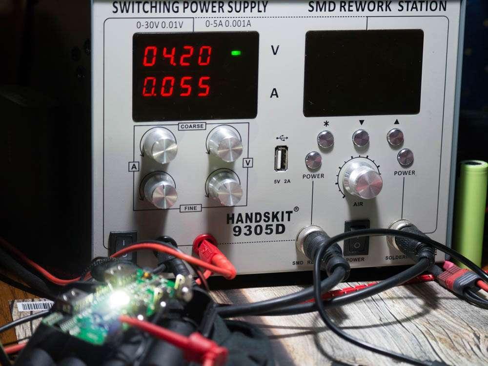 Потребление светодиода в Powerbank фото