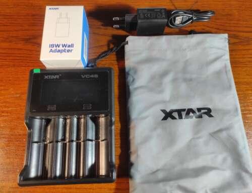 Тестирование XTAR VC4S