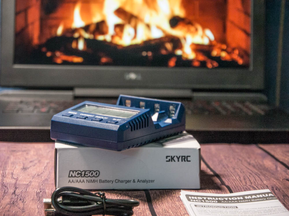 SkyRC NC1500 обзор
